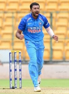 Shreyas-gopal-under-19-team
