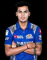 Rahul Chahar IPL Mumbai Indians