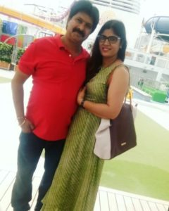 Shivangi Joshi's Father And Mother