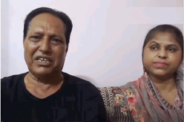 navdeep-saini-family-parents