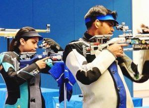 Apurvi-chandela-biography-mixed-event-shooting-at-munich-with-deepak-kumar
