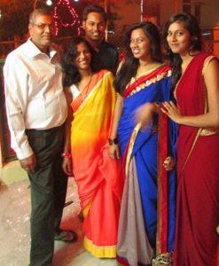 Bhawana-kanth-family