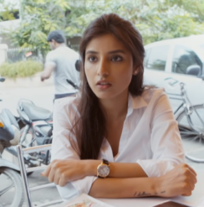 harshita-gaur-param-singh-web-series-black-coffee