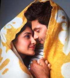 sayyeshaa-saigal-movie-ghajinikanth-with-arya