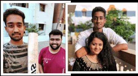 r-sai-kishore-family-siblings