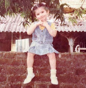 shivaleeka-oberoi-biography-childhood-photo