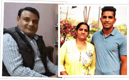 shivam-mavi-family-parents