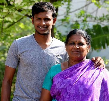 t-natarajan-family-mother