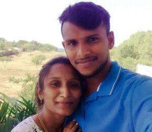 t-natarajan-family-wife