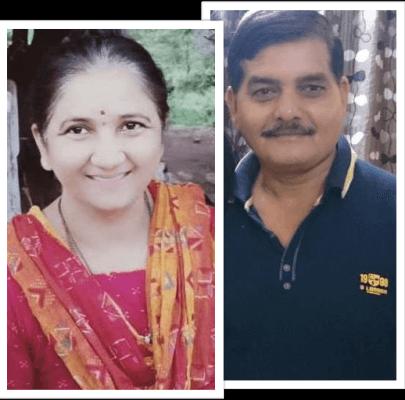 prajakta-mali-family-parents